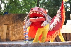 The Beautiful Beast A Paper Hand Puppet Intervention Show